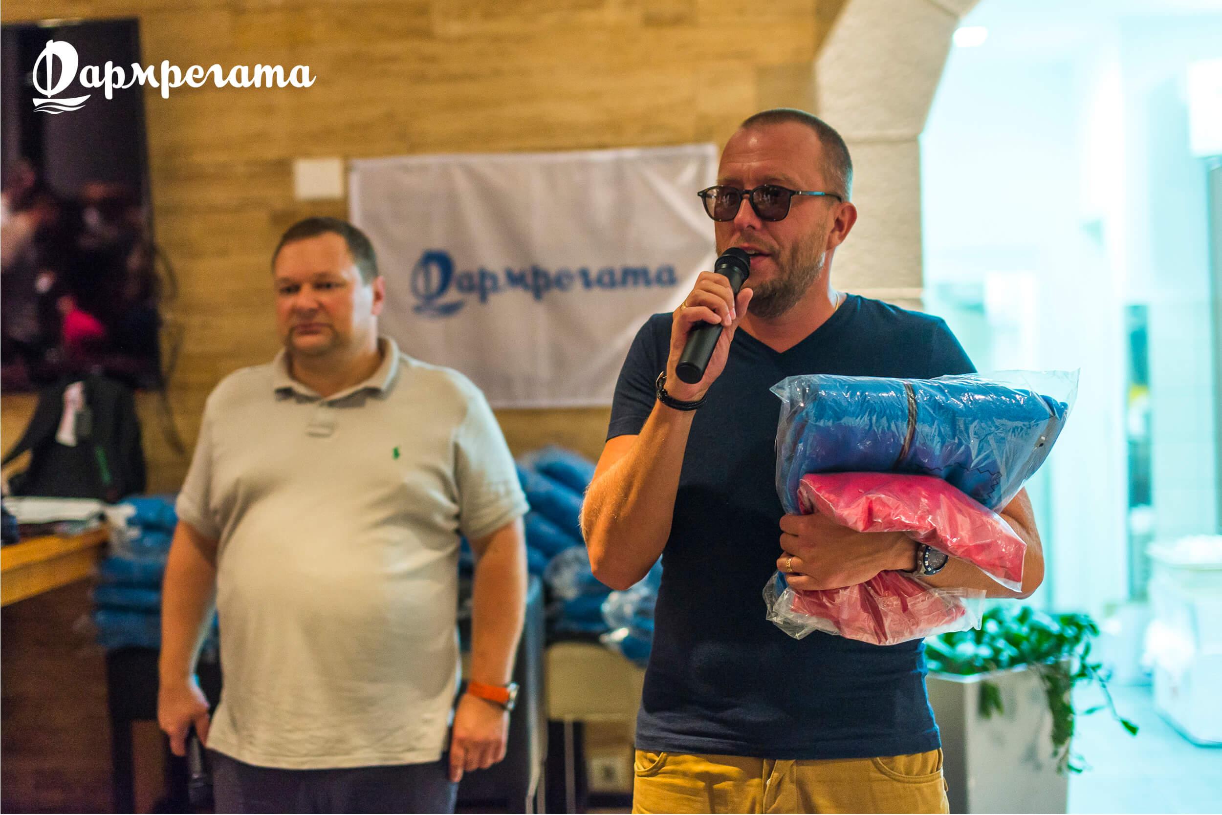 Участники регаты - ДСМ групп Фармрегата 2017 - DSM Group Pharmregata 2017